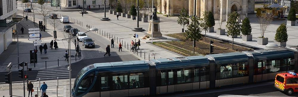 centre-ville Mérignac